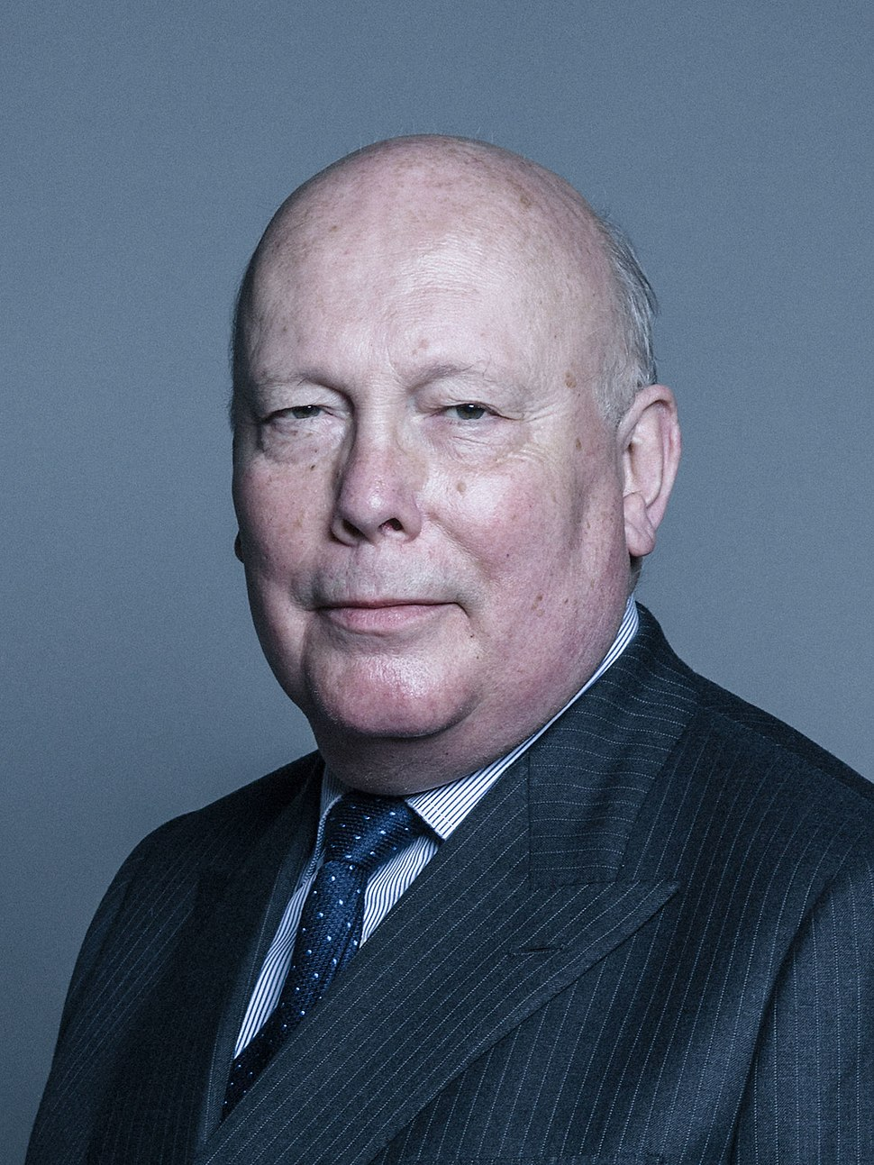Official portrait of Lord Fellowes of West Stafford crop 2