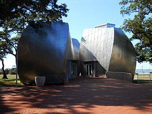 Ohr-O'Keefe Museum Of Art - Image: Ohr Pod Pavilion