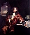 Oil painting; portrait of A.V. Leeuwenhoek Wellcome M0001259.jpg