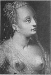 Okänd kvinna kallad Lucrezia Borgia
