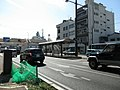 Okayama Electric Tramway Seikibashi Tram Stop - panoramio.jpg