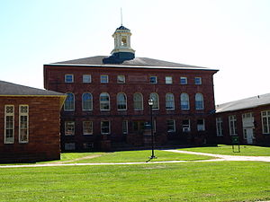 Clarkson University - Old Main, 2009