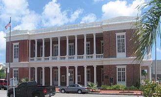 United States Customs House and Court House (Galveston, Texas) - Old Galveston Customhouse