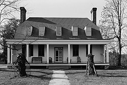 Old Mansion, State Route 2 vicinity, Bowling Green (Caroline County, Virginia).jpg