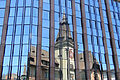 Old Town Architecture Reflected in Modern Facade - Geneva - Switzerland.jpg