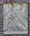 Olfen Monument Nr 03.03 Kreuzweg Station 3 Detail.jpg