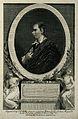 Oliver Goldsmith. Line engraving by J. G. Walker, 1801, afte Wellcome V0002310.jpg