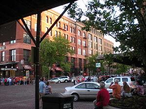 Omaha, NE Old Market 2010