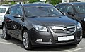 Opel Insignia Sports Tourer 2.0 CDTI Cosmo front 20100613.jpg
