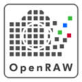 OpenRAW badge square 128 white.png