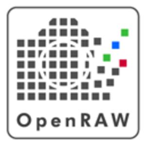 OpenRAW - OpenRAW logo