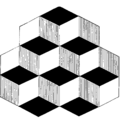 Optical illusion image used in psychological tests.png