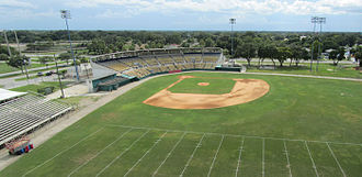 Joe Tinker - Tinker Field in Orlando, Florida