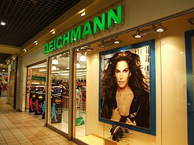 illustration de Groupe Deichmann