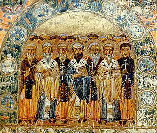 Church Fathers group of people who were ancient influential Christian theologians