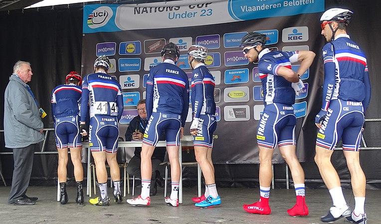 Oudenaarde - Ronde van Vlaanderen Beloften, 11 april 2015 (B171).JPG