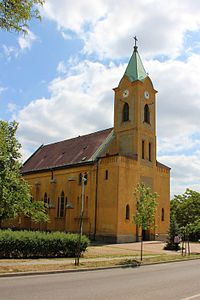 Our Lady of Hungary church in Rákosliget 01.JPG