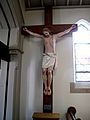 Our Lady of the Sacred Heart Church, Randwick - Statue - 003.jpg