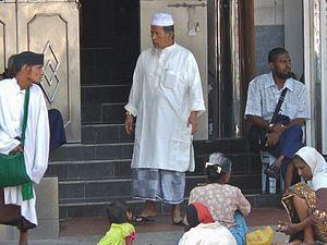 Islam in Myanmar - Mosque in Burma.