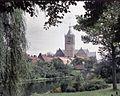 Overzicht met kerk, kerktoren en gracht - Vianen - 20379703 - RCE.jpg