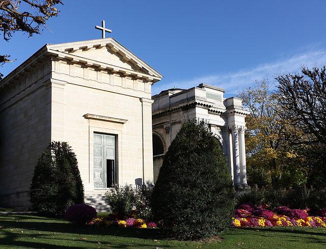 Chapelle du Père-Lachaise