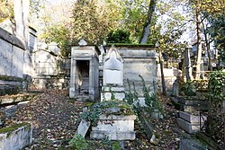 Tomb of Guyot-Blachez