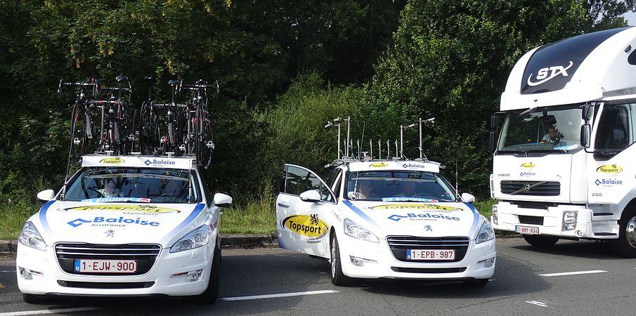 Péronnes-lez-Antoing (Antoing) - Tour de Wallonie, étape 2, 27 juillet 2014, départ (B23).JPG