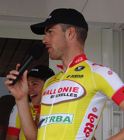 Péronnes-lez-Antoing (Antoing) - Tour de Wallonie, étape 2, 27 juillet 2014, départ (C003).JPG