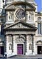 P1020129 Paris V Eglise Saint-Etienne-du-Mont façade reductwk.JPG