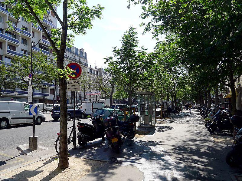 Fichier:P1030347 Paris XIV boulevard Edgar-Quinet rwk.JPG