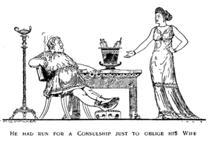 P811, Harper's Magazine 1909--Why Duillius dined at home.png