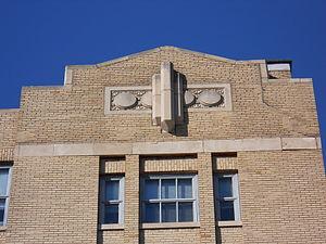 Pennsylvania Railroad Freight Building - Image: PA Railroad Freight Building, Philadelphia 03