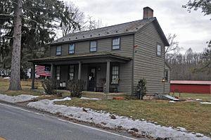 Mansfield Township, Warren County, New Jersey - Perry-Petty Farmstead