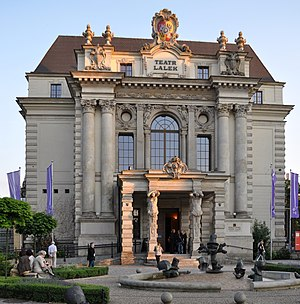 Wrocław Puppet Theater - Image: PL Wrocław Teatr Lalek Kroton 001