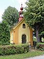 POL Godziszka Kaplica przy kościele.JPG