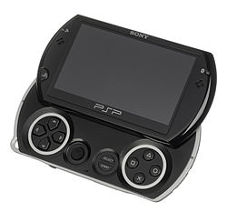 Image illustrative de l'article PlayStation Portable Go