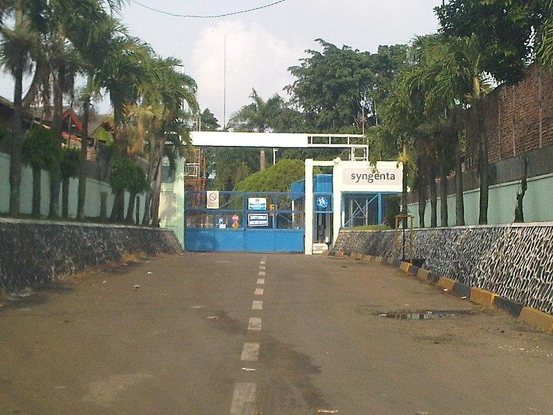 File:PT Syngenta Indonesia - factory at Tlajung Udik, Gunung Putri, Bogor - panoramio.jpg