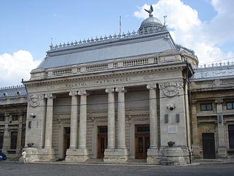 Great National Assembly - Image: Palatul Camerei Deputatilor 1
