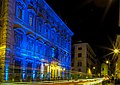 Palazzo Madama in Blue for 2016 Autism Day (5).jpg