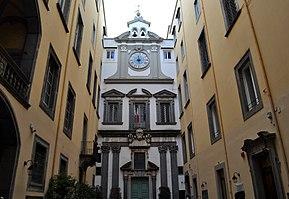 Chapel of the Congregation of Monte dei Poveri