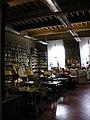 Palazzo dell'arte della lana, biblioteca società dantesca.JPG