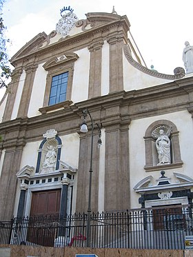 Image illustrative de l'article Église du Gesù de Palerme
