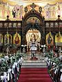 Palm Sunday 2011 -- Annunciation Greek Orthodox Cathedral, Toronto.JPG