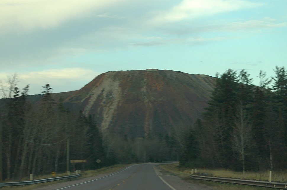 Palmer rock piles