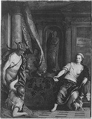 Merkur, Herse und Aglauros