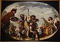 Parable of the Invitation to the Wedding by Bernardo Strozzi, sketch for 1636 fresco, oil on canvas - Accademia Ligustica di Belle Arti - DSC02116.JPG
