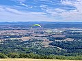 Paragliding in Tamborine Mountain, Queensland, Australia, 2020, 04.jpg