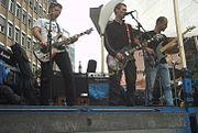Paranoya auf der Mustermensch e.V. Demo 11.06.2005