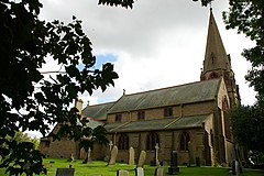 Parish Church of St Lawrence, Barton - geograph.org.uk - 410945.jpg