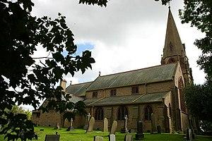 Barton, Preston - Image: Parish Church of St Lawrence, Barton geograph.org.uk 410945